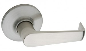 Avery Lever, Satin Stainless